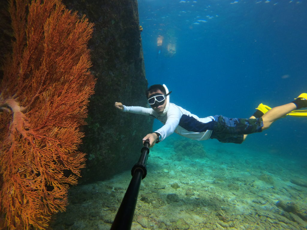 freediving koh surin
