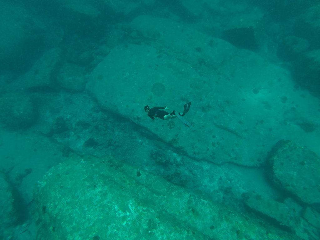 freediving similan