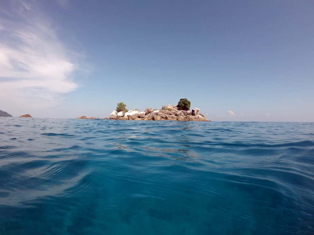 หินเเพ2 เกาะสุรินทร์