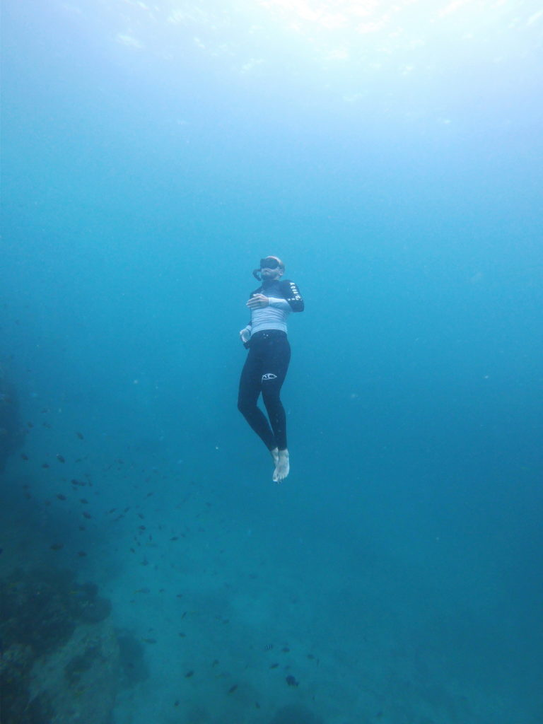 freediving ภูเก็ต