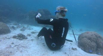 เรียน freediving กทม