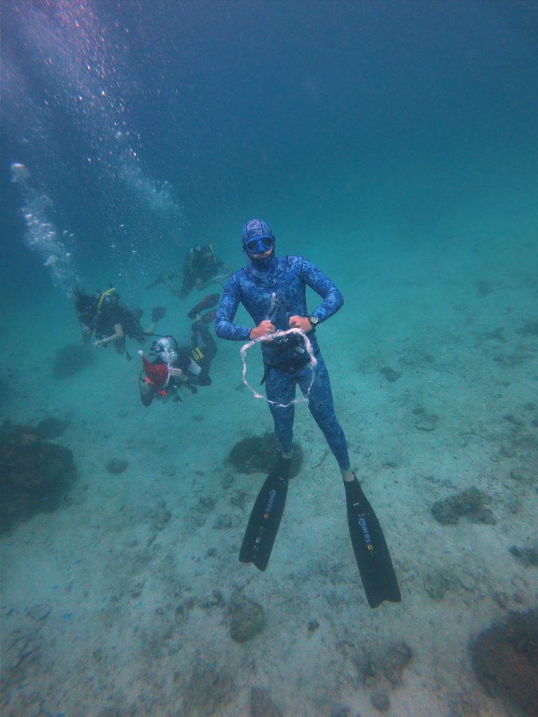 เรียน freediving พัทยา