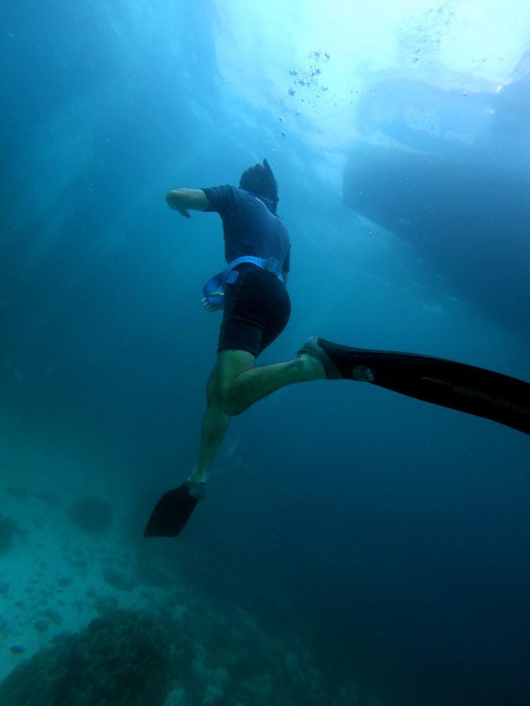 เรียน freediving ชลบุรี