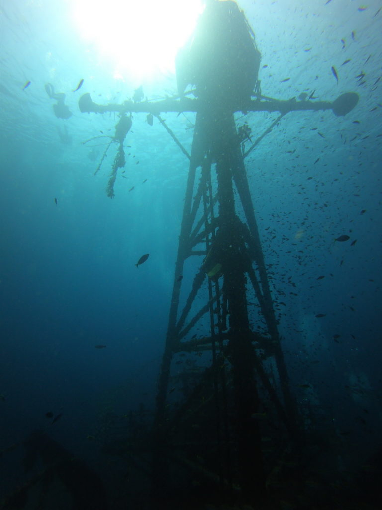 HTMS Chang Wreck 3