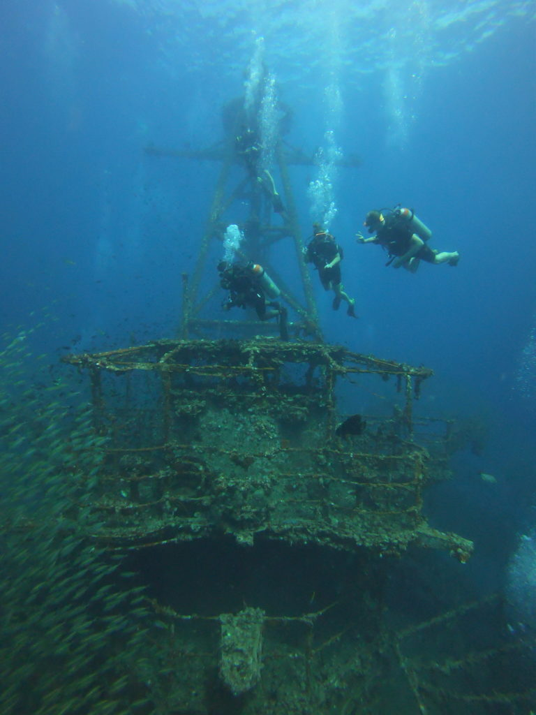 HTMS Chang wreck 4