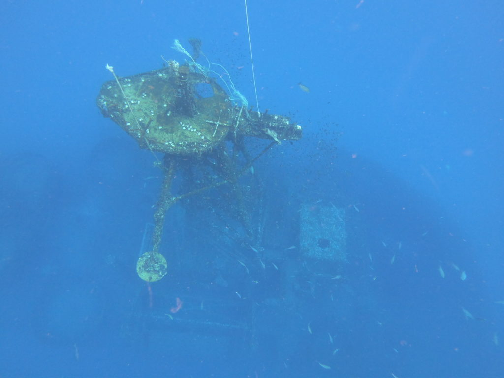HTMS Chang Wreck2