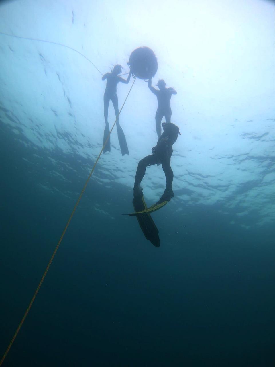 Freediving course พัทยา