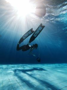 Course ฝึก freediving