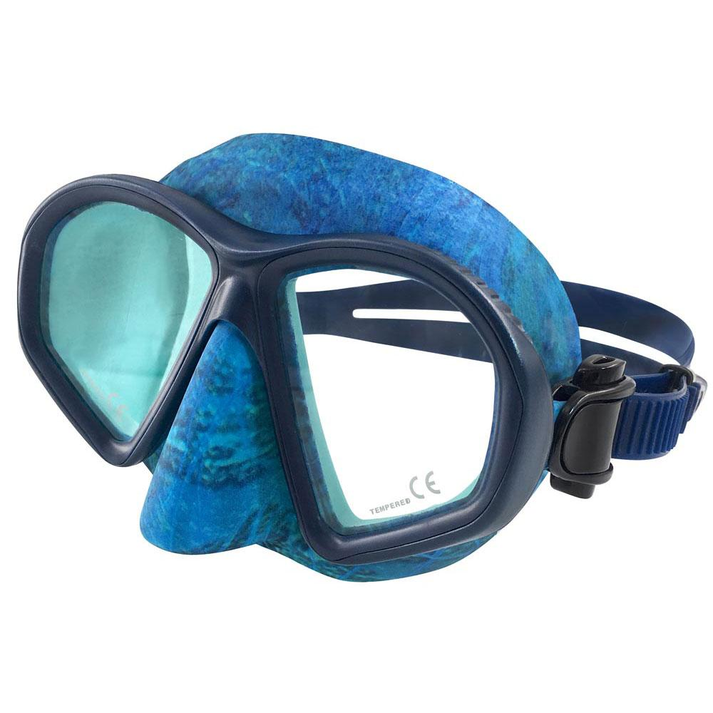 Camo Mask freediving